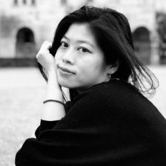 Poet Belle Ling