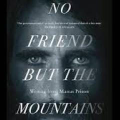 Book cover for No Friend But The Mountains